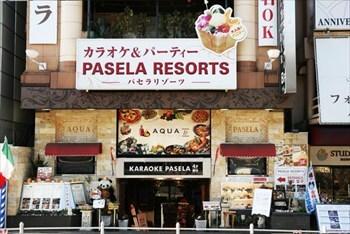 パセラリゾーツ・上野公園前店