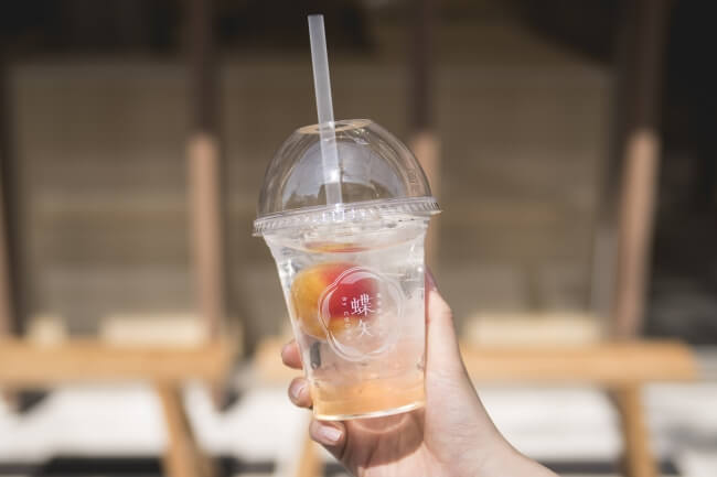 チョーヤ梅酒、世界初の梅体験専門店「蝶矢」を京都市内にオープン5