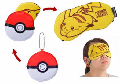Pokemon Travel 「モンスターボール変身シリーズ」ピカチュウ