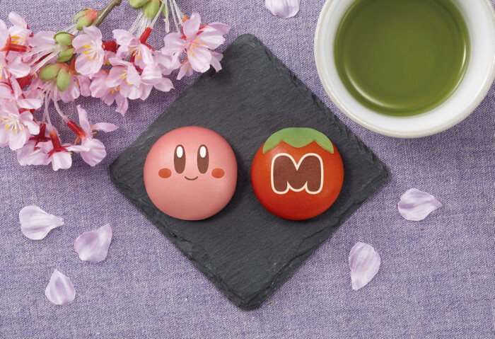 Kirby Wagashi Sweets Arriving to Lawson Convenience Stores Across Japan