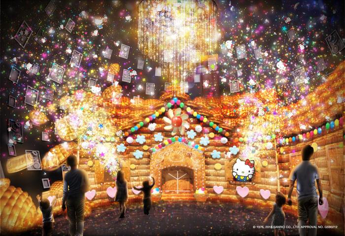 Hello Kitty Themed Restaurant HELLO KITTY SMILE Opens on Awaji Island