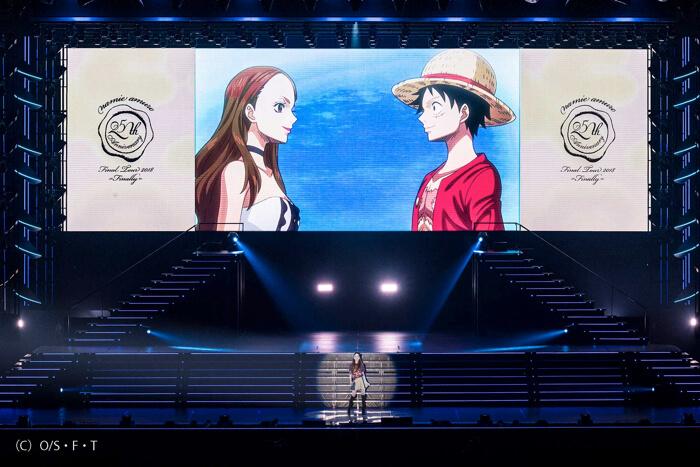 安室奈美恵 ワンピース 台湾・台北  アジアツアー「namie amuro Final Tour 2018 〜Finally〜 in Asia」