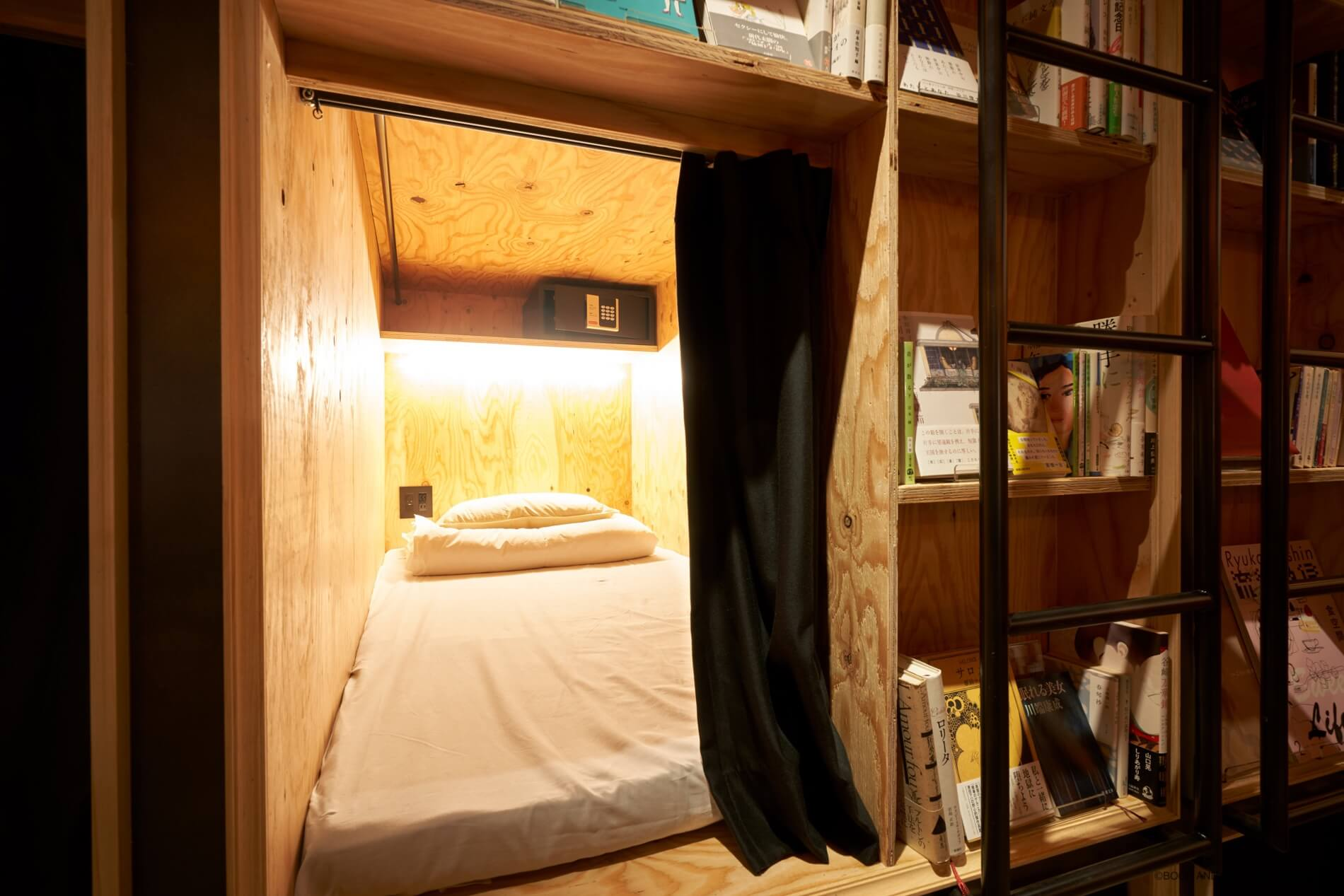 BOOK AND BED TOKYO 新宿店7