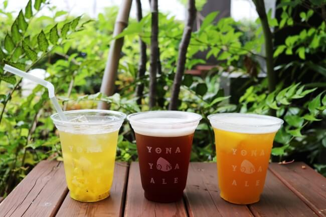オモハラ ビアフォレスト フルーツビール