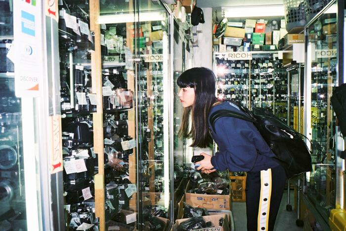 中古カメラ 新宿yurippa_film10