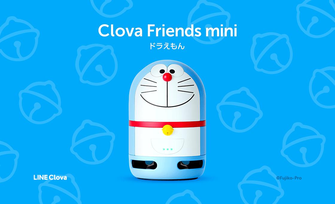 Clova Friends mini doraemon_mainドラえもん