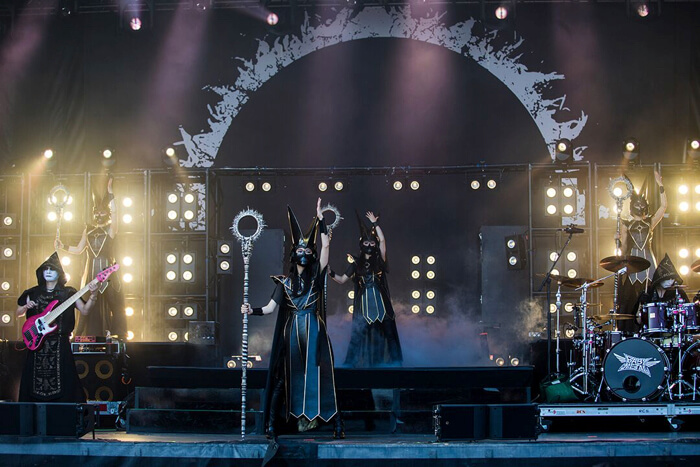 Concert Review Babymetal S Performance At Rock On The
