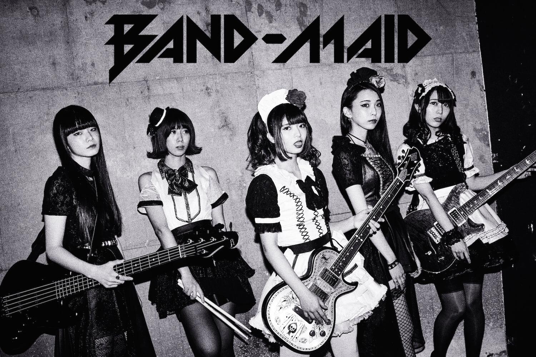 BandMaid_Member+Logotype
