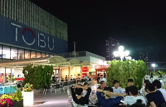 東京・池袋「炎のプルコギ伝説β(ベータ)」
