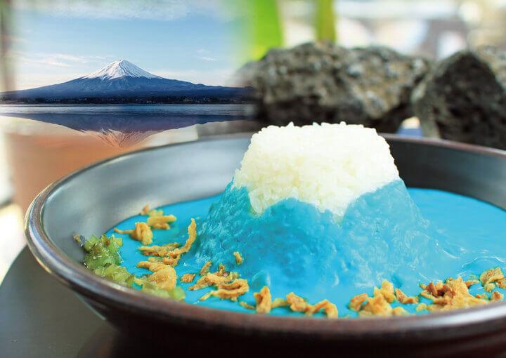 富士山カレー