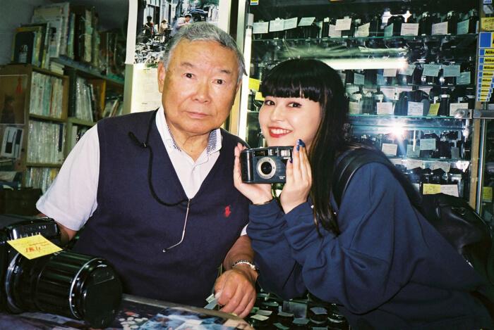 中古カメラ 新宿yurippa_film12