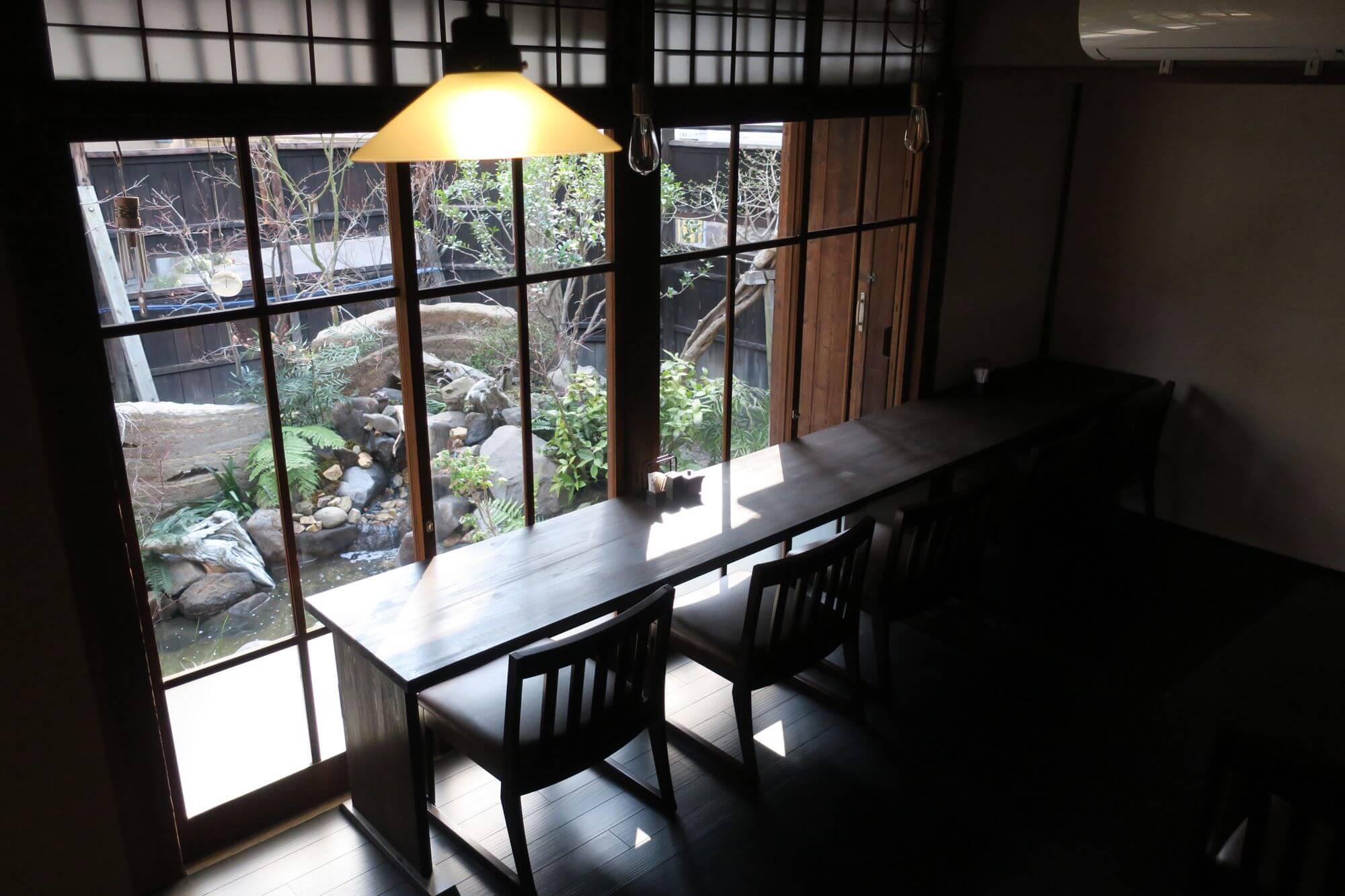 大阪・天王寺 「菜乃庵 nanoan」3