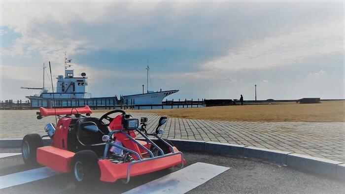 Rental Go Kart Service BOSO KART Opens in Minamiboso, Chiba Prefecture
