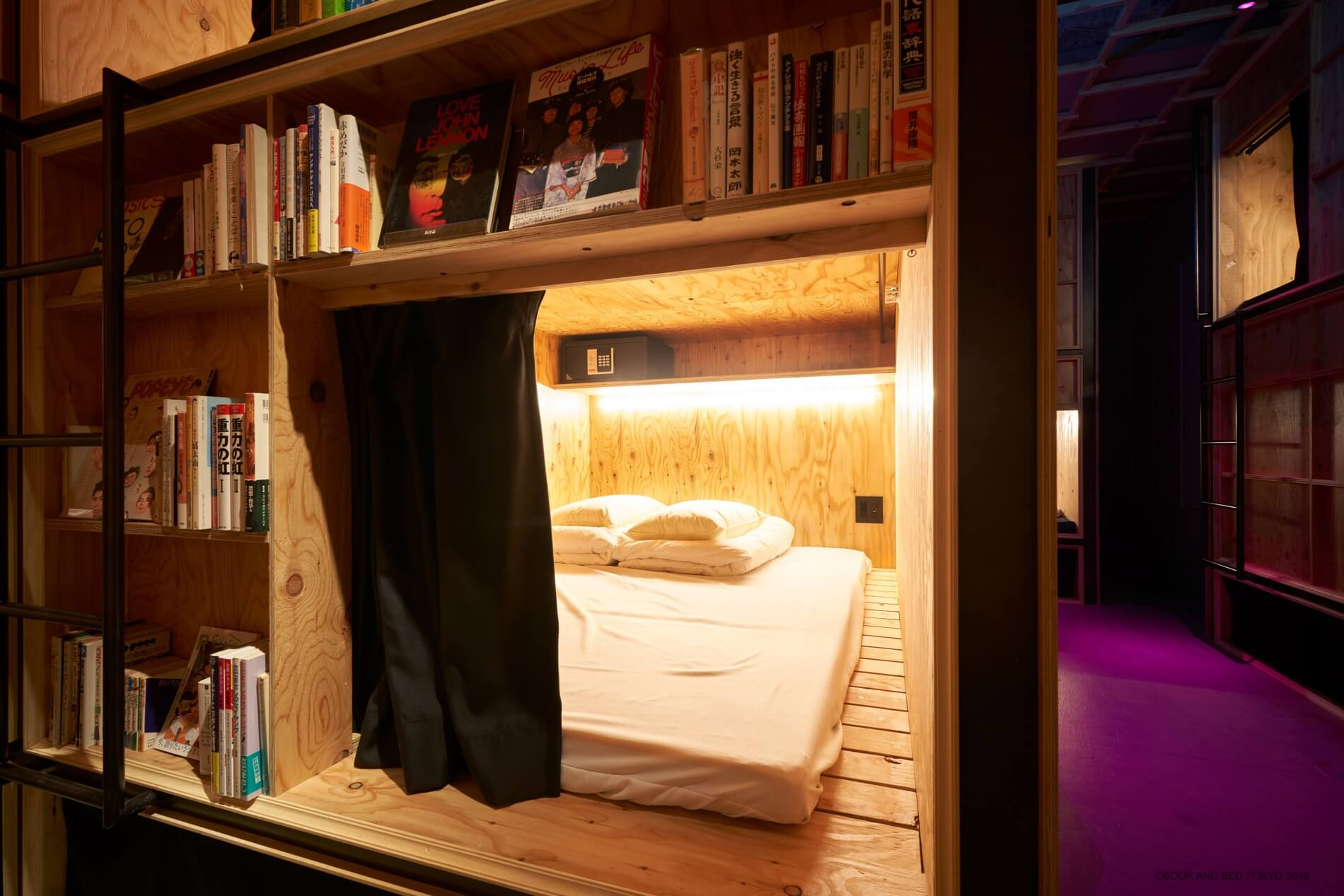 BOOK AND BED TOKYO 新宿店3