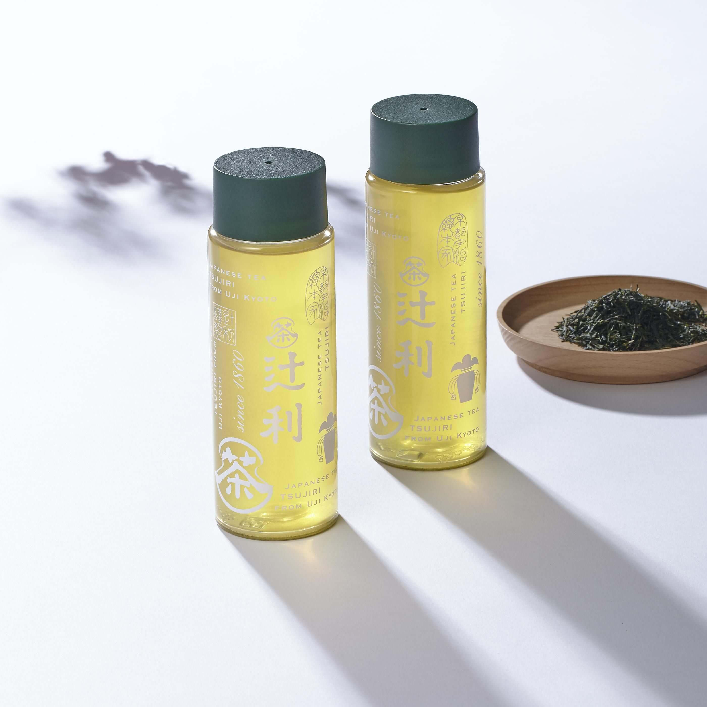 Bottled Tsujiri Cold Tea