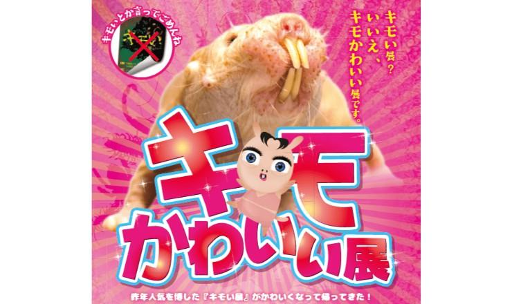 Kimo Kawaii Ten ('Creepy-Cute Exhibition')