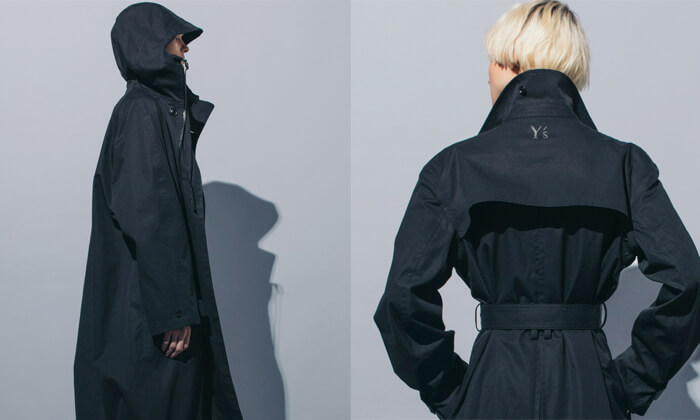 0c9896c72 Y's Omotesando Releases Two Waterproof Coats as Part of Their Pre ...