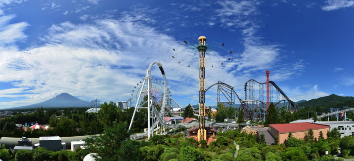Free Entry to Fuji-Q Highland