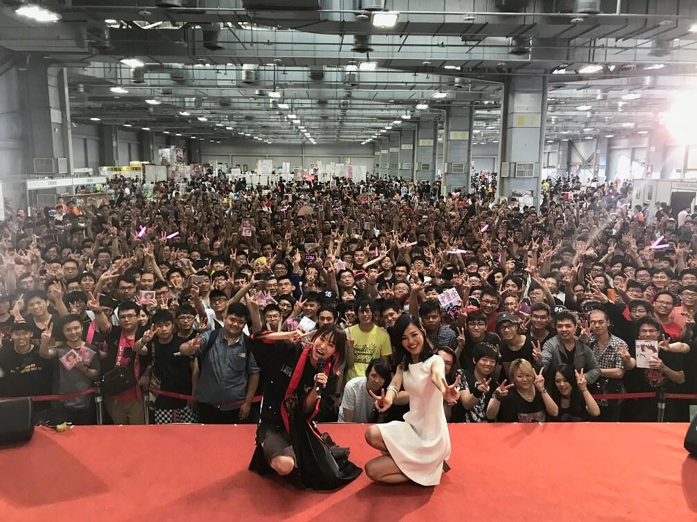 LiSA 台北イベント