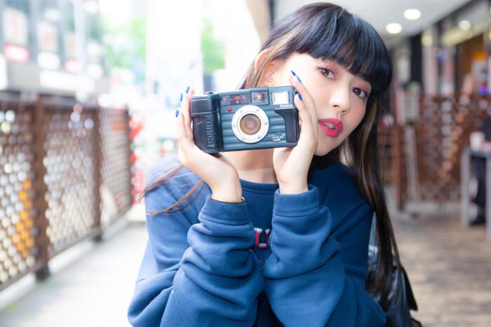 Yuri Suganuma Used Camera Shop Film Shinjuku
