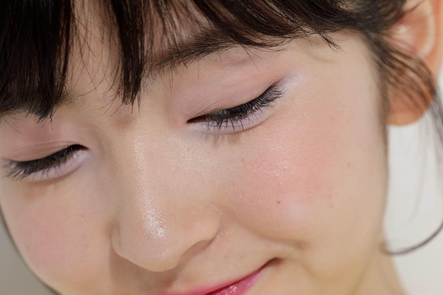 ゆかた kimono yukata how to ヘアメイク9