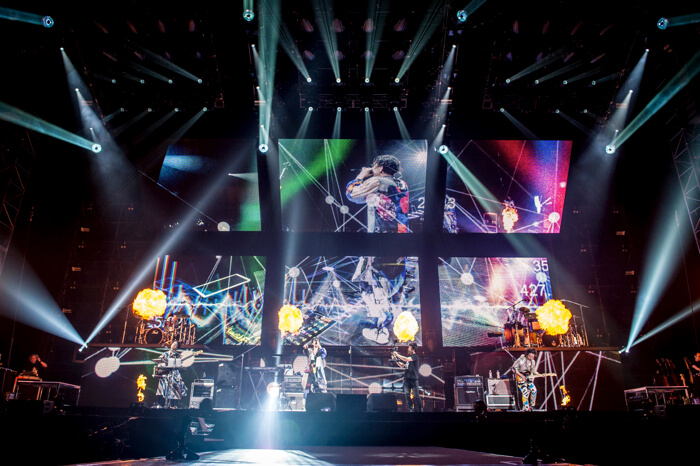 Concert Review: RADWIMPS Conclude 'Road to Catharsis Tour 2018' and