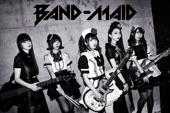 バンドメイド BAND-MAID「start over」