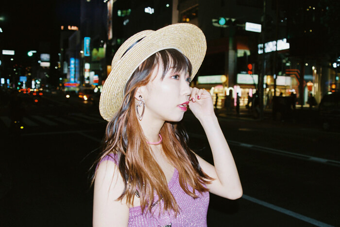 ベイビーレイズJAPAN 大矢梨華子 りこぴん Rikako Oya クリア 3-3