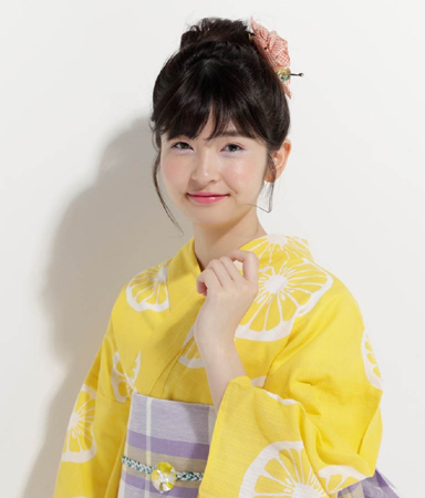How To Style Your Hair Make Up For Wearing Yukata Moshi Moshi