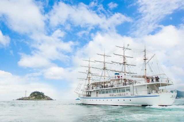 Awaji Island Whirlpool Cruise Free for Children for a Limited Time
