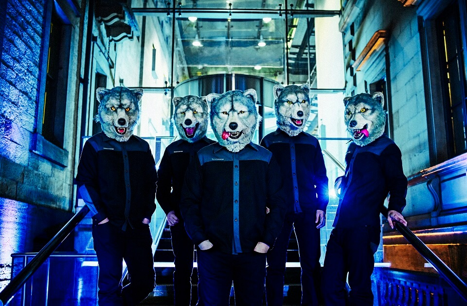 "SOUND & VISION X Presents MAN WITH A MISSION ""Chasing the Horizon"" Special Live with Naonori Yago+1→10 5"