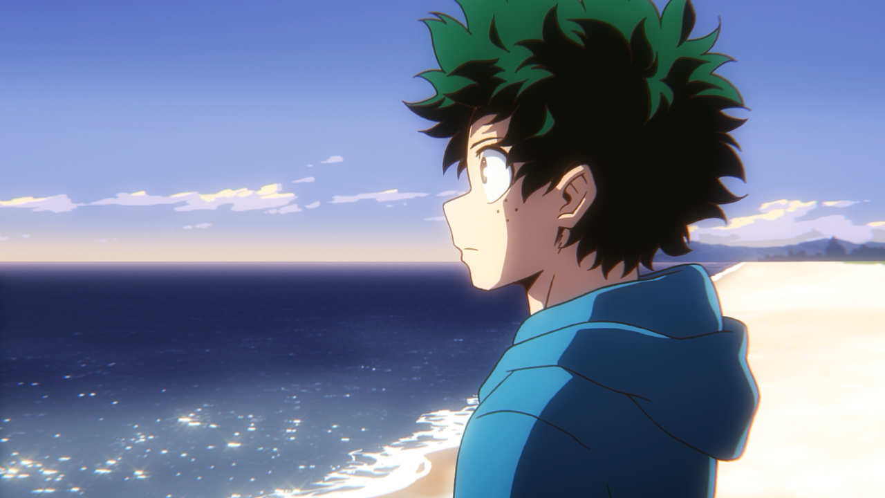 My Hero Academia Creditless Ending Theme Video Released Moshi Moshi Nippon もしもしにっぽん