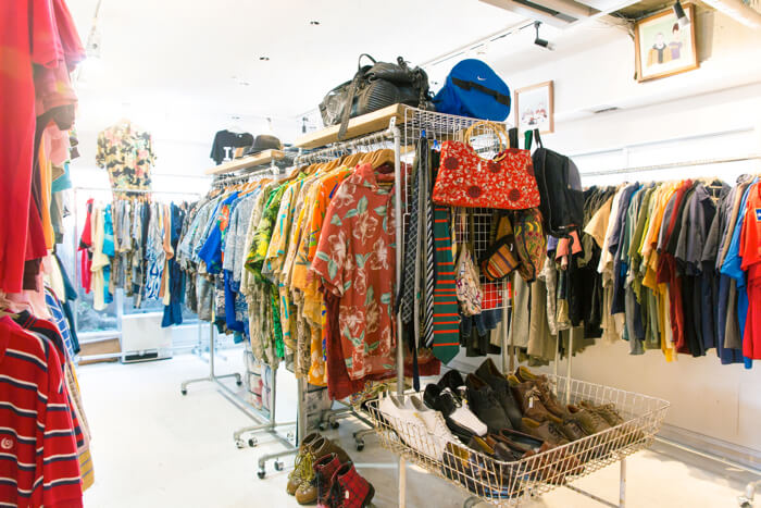 6 Second Hand Shops in Harajuku – Recommended by