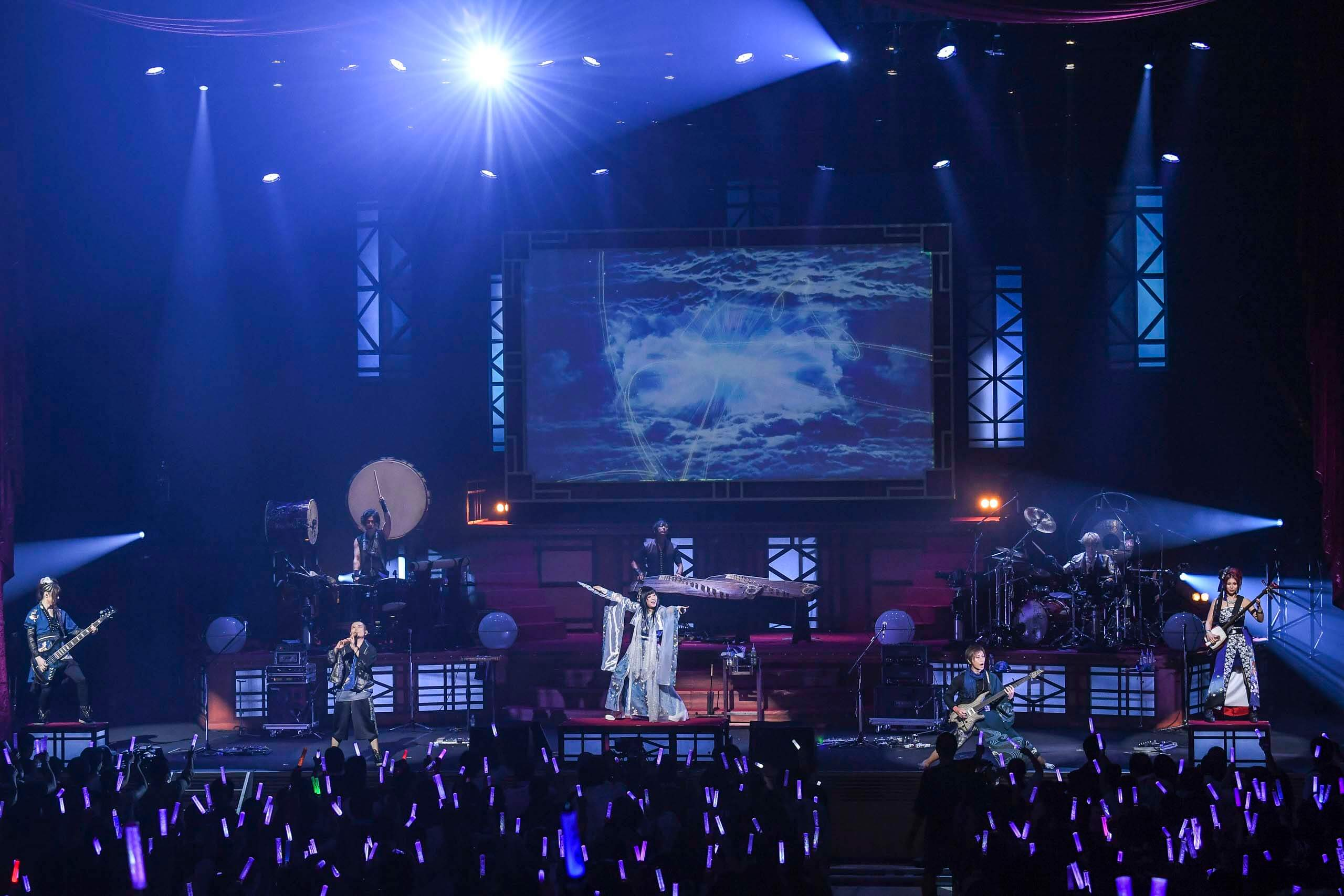 Concert Review: Wagakki Band Announce 2019 New Year's Concert on
