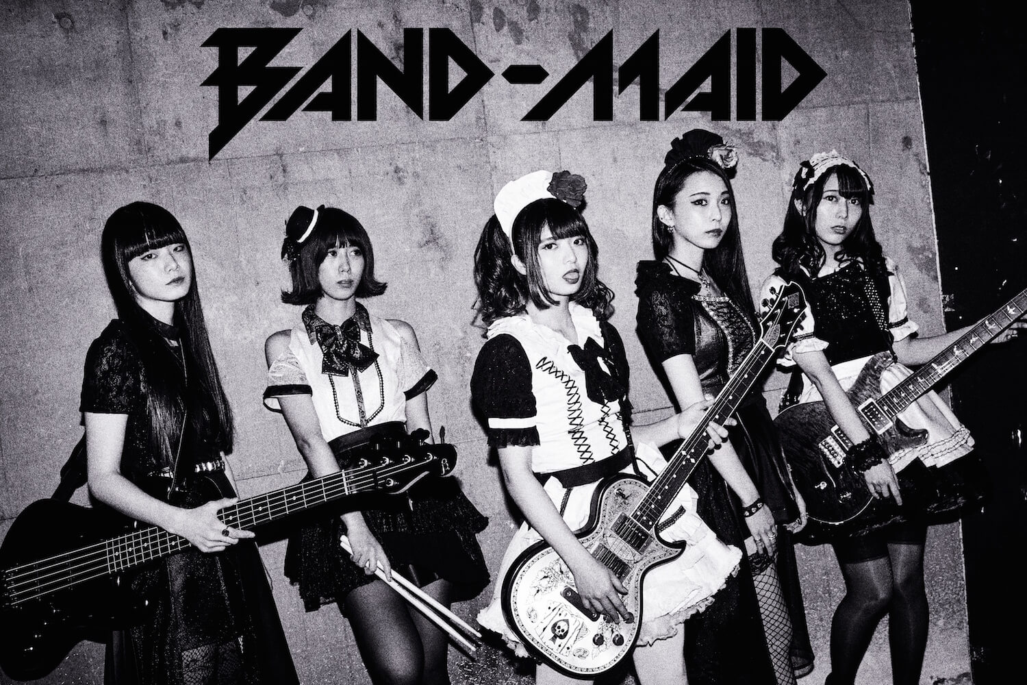 【A写】BAND-MAID「start over」小