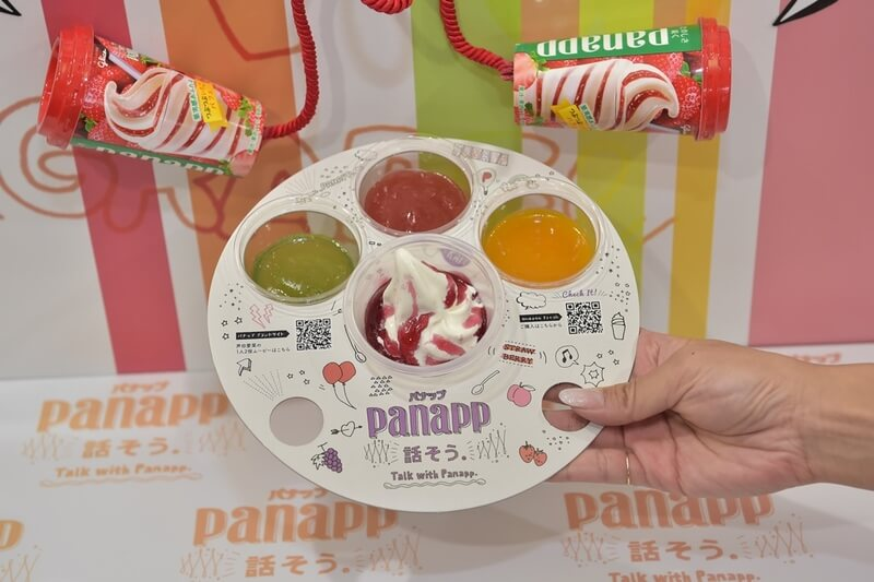 Ice Cream Shop Panapp Opens in Harajuku for a Limited Time