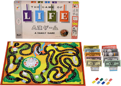 'The Game of Life' Board Game Convention