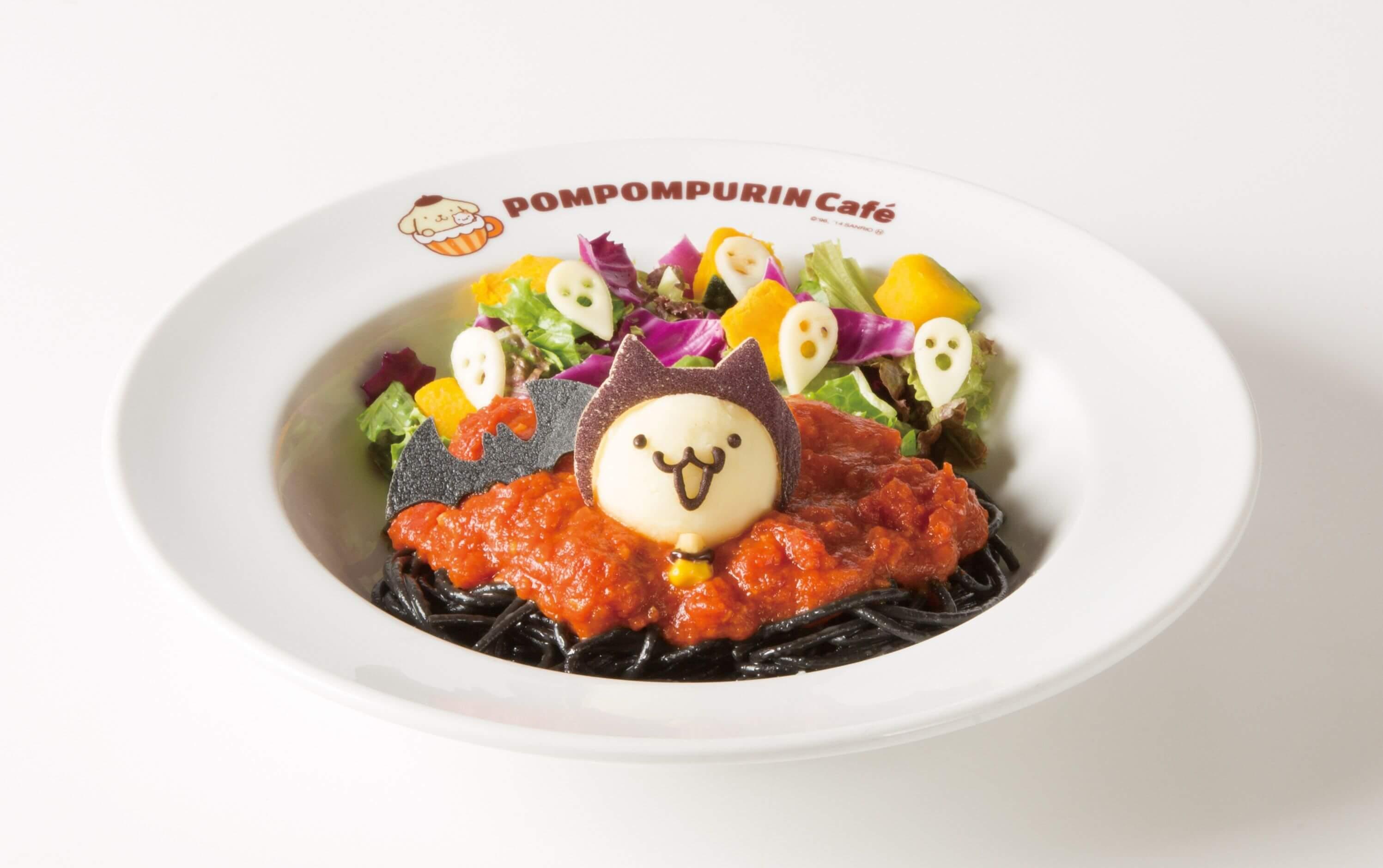 ポムポムプリンカフェ pompompurin cafe 布丁狗 ハロウィン Halloween 萬聖節 2