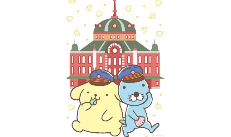 暖暖日記×布丁狗的快閃店於東京車站開幕
