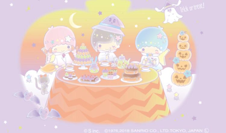 キキララ litte-twin-stars-蒼井翔太-aoi-shota-ハロウィン-halloween-コラボカフェ