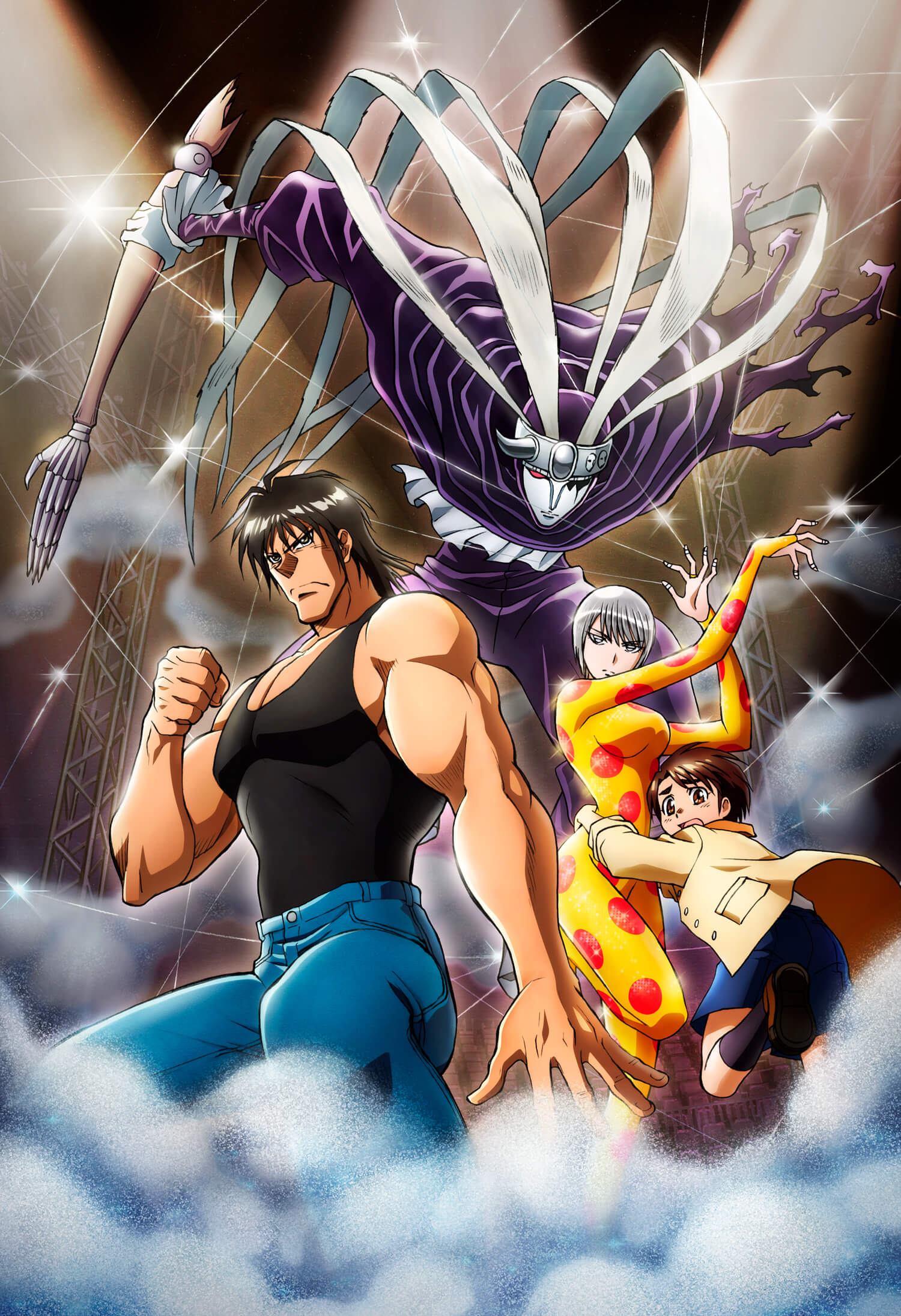 TV Anime Karakuri Circus Ending Theme 'Marionette' to be