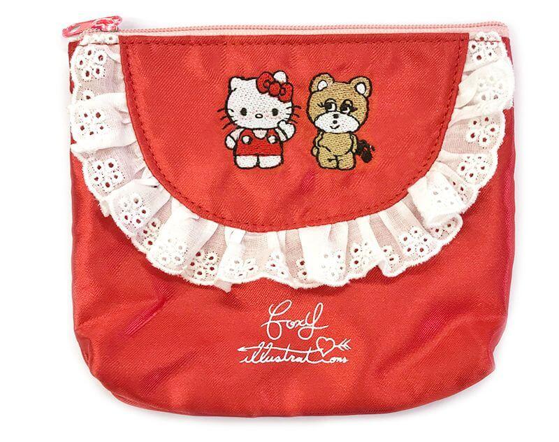 Hello Kitty ハローキティ凱蒂猫 foxy _3