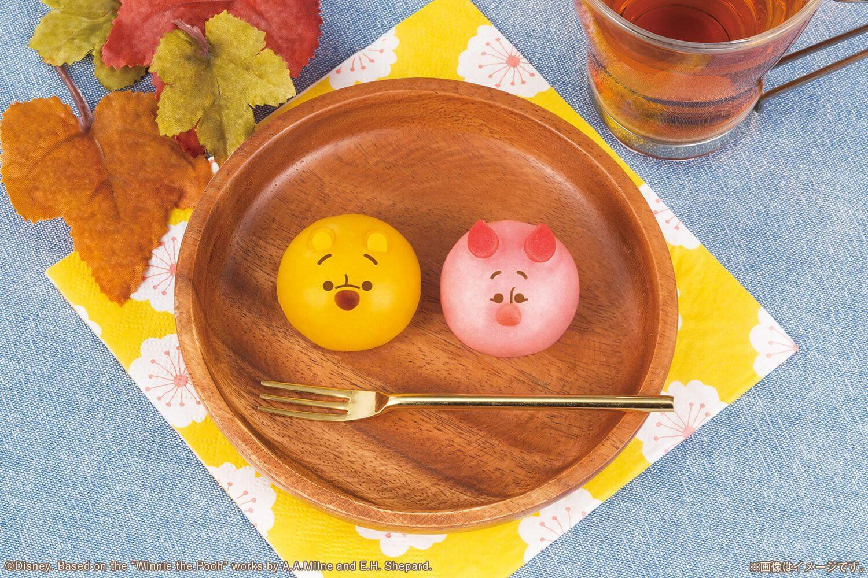 プーさん ピグレット もち phoo piglet rice cookies