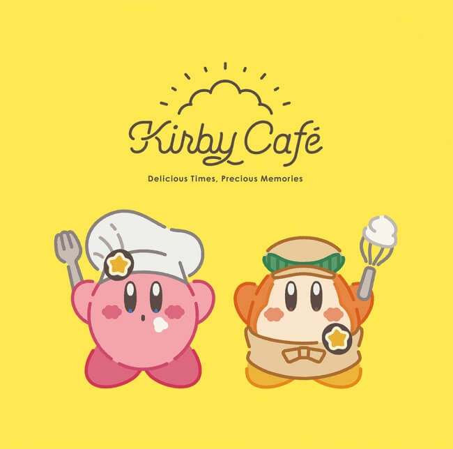 Kirby Café Opens in Tokyo Solamachi – The Shopping Complex