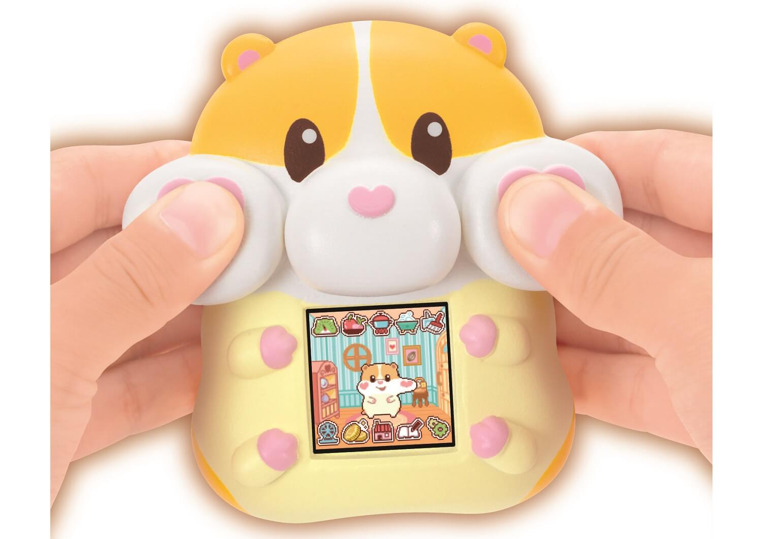 Cute & Squishy Digital Pet Mocchi Maruzu Now On Sale | MOSHI