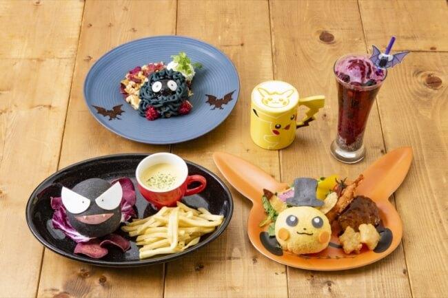 咖啡廳 tokyo nihonbashi 日本橋 ポケモンカフェ pokemoncafe 精靈寶可夢護 東京_キービジュアル