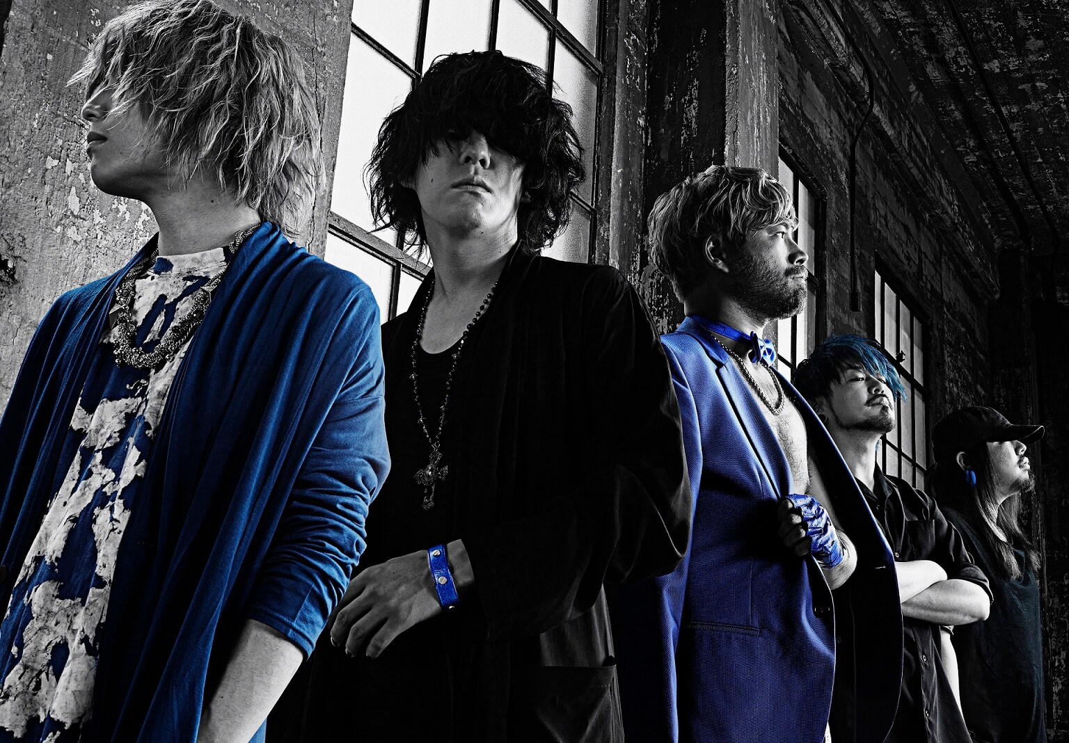 Fear And Loathing In Las Vegas Performs Baki Anime S New Opening