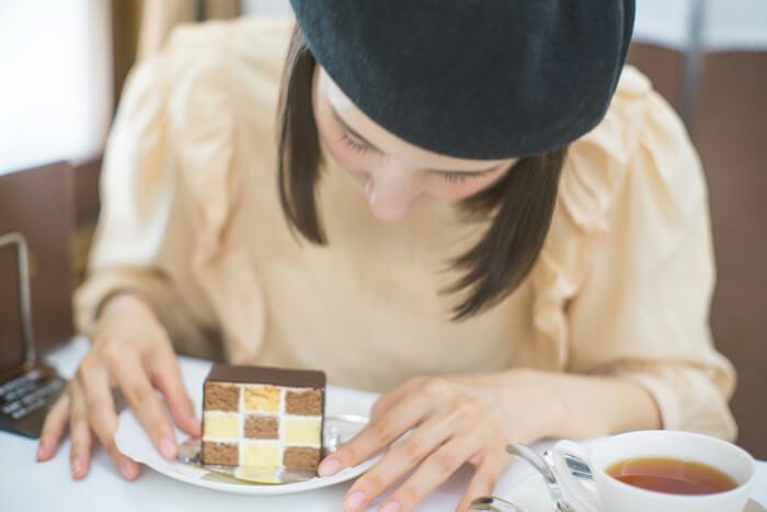えまちゃん銀座ウエスト ginza west Ema tanioku_cake1