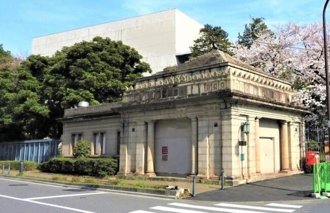 旧博物館動物園駅 UENOYES Ueno art 上野_2