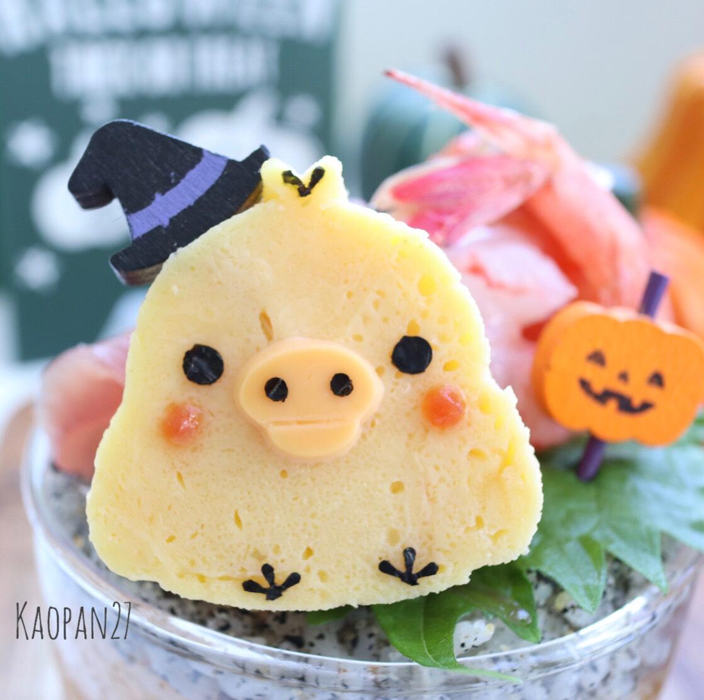 kaori-%e3%82%ad%e3%83%a3%e3%83%a9%e5%bc%81%e3%80%80%e3%82%ad%e3%83%a3%e3%83%a9%e3%81%93%e3%82%99%e3%81%af%e3%82%93%e3%80%80charaben-japanese-food-sushi_7-2